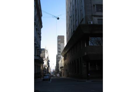 Fachada calle Ituzaingó