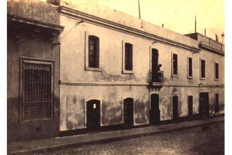 Fachada Casa Lecoq