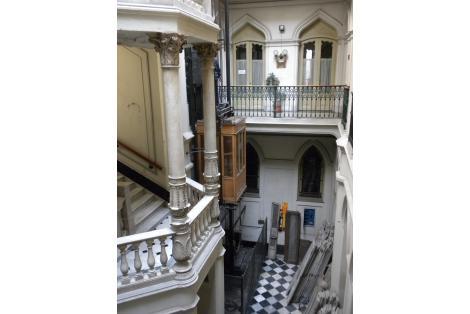 Interior - espacio principal