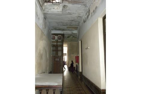Interior - último nivel