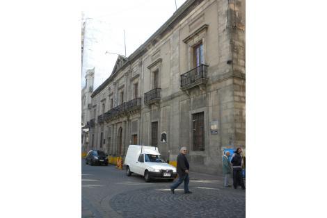 Fachada calle Juan Carlos Gómez