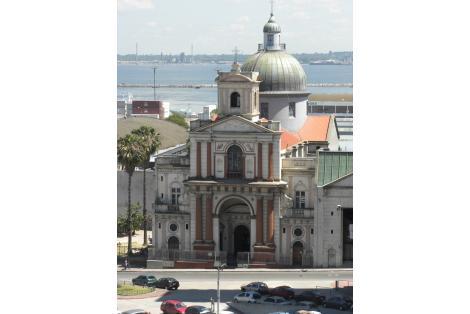 padrón 4850 Iglesia Nuestra Señora de Lourdes