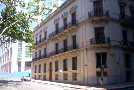 Fachada sobre la calle San José