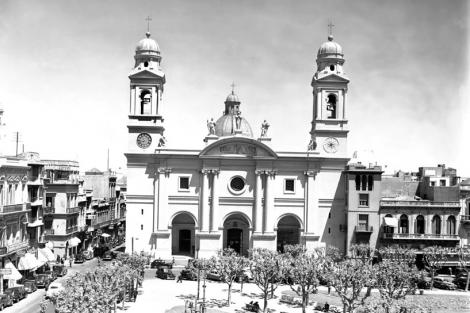 Vista hacia la Catedral. CDF 8334