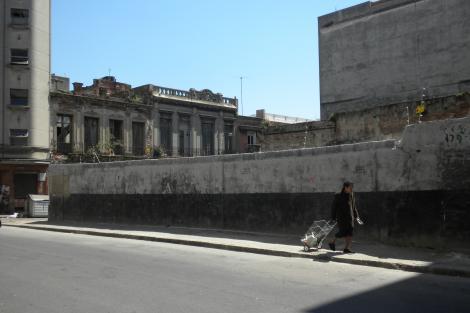Fachada calle Cerrito